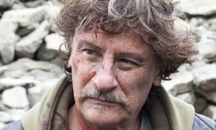 Malore per Giorgio Tirabassi in Abruzzo, è grave