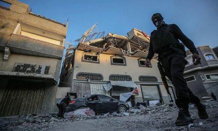 Israele riprende omicidi mirati, pioggia razzi da Gaza. Israeliani colpiscono abitazione leader della Jihad islamica