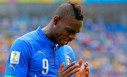 """Gravina """"convoca"""" Balotelli, azzurro sarebbe segnale"""