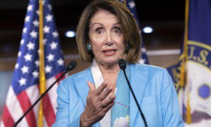 Nancy Pelosi rieletta speaker della Camera dei rappresentanti Usa