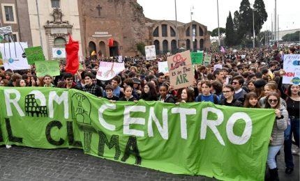 Sciopero mondiale per il clima, cortei in oltre 130 città