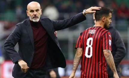 """Pioli: """"Ibra al Milan? Babbo Natale arriva il 25 dicembre"""""""