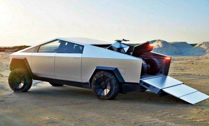 "Tesla svela ""pick-up indistruttibile"": ma i vetri si frantumano"