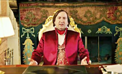 Torna Cetto La Qualunque e diventa re nell'Italia dei sovranisti