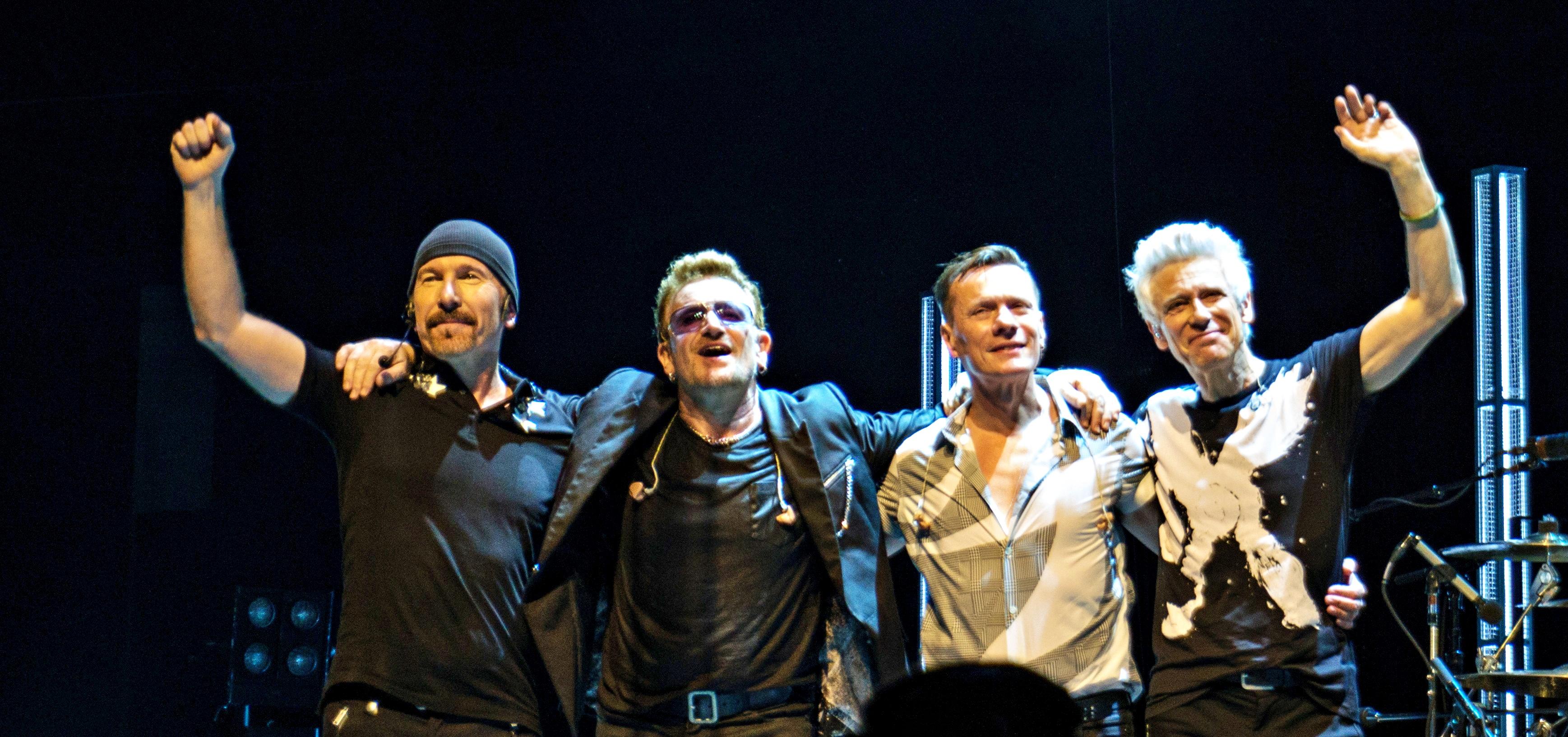 Gli U2 hanno pubblicato (a sorpresa) un nuovo singolo