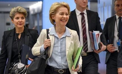 Primo via libera a commissari Ue ma maggioranza Ursula si spacca