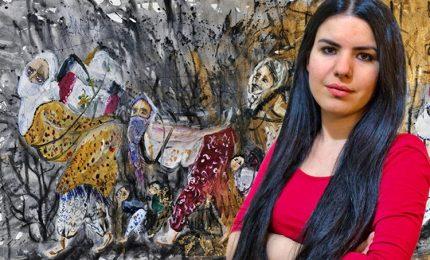 Storie di donne e carceri, Zehra Dogan in mostra a Brescia