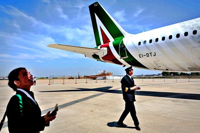Coronavirus, Alitalia: in arrivo medici e inferieri da Cuba