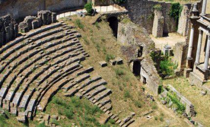 E' battaglia politica sull'Anfiteatro di Volterra