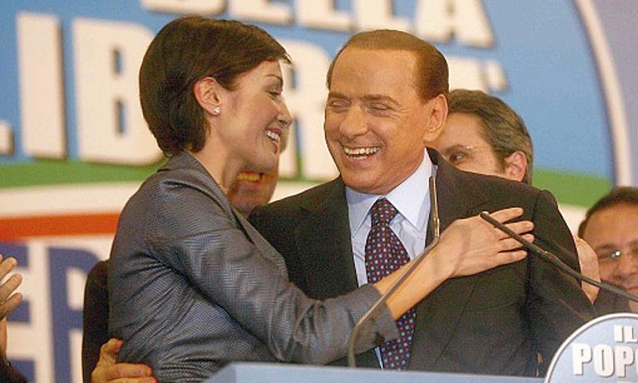 """Berlusconi e il caso Carfagna, offerta guida """"Altra Italia"""" ma poi sfumata"""