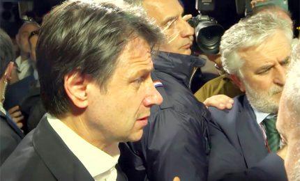 """Conte contestato a Taranto: """"Non conosci impianto!"""" Sciopero per l'intero Gruppo Arcelor Mittal"""