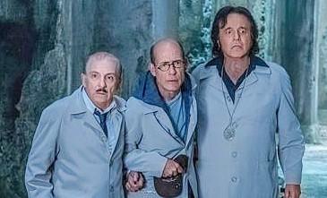 """Sono solo fantasmi"", una horror comedy Christian De Sica"