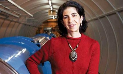 Storico bis per Fabiola Gianotti, riconfermata a guida del Cern di Ginevra