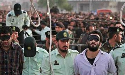 Almeno 100 morti in Iran, boia pronto per chi mette in discussione il regime