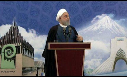 A rischio accordo nucleare, l'Iran ricomincia ad arricchire uranio
