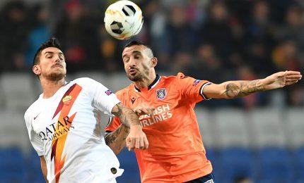Roma padrona, Basaksehir travolto 3-0