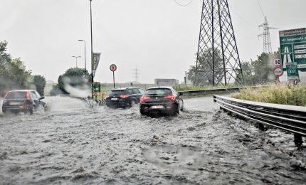 Violenta ondata di maltempo: danni in Veneto e Lombardia