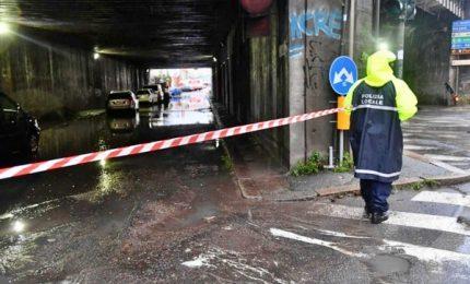 Allerta rossa in Liguria e Piemonte, pioggie per 36 ore consecutive