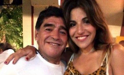 Maradona contro la figlia: non le lascerò nulla