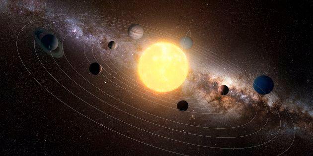 """L'11 novembre un """"neo"""" sul disco solare: è Mercurio"""