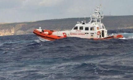Naufragio Lampedusa, ricerche dei dispersi difficili per maltempo