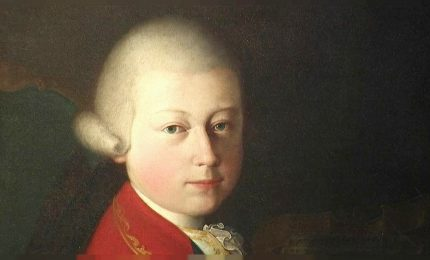 All'asta a Parigi un raro ritratto del giovane Mozart