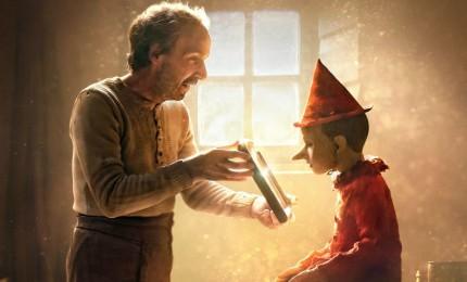 Garrone: il mio Pinocchio storia universale, popolare, divertente