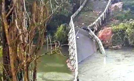 Crolla un ponte vicino a Tolosa, morta una quindicenne