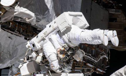 Seconda passeggiata spaziale di Parmitano per riparare l'AMS-02