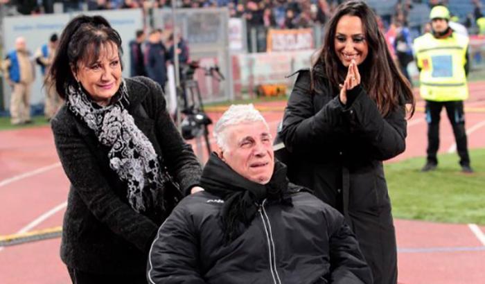 """Ancora Sla nel calcio, addio a """"Giovannone"""" Bertini"""
