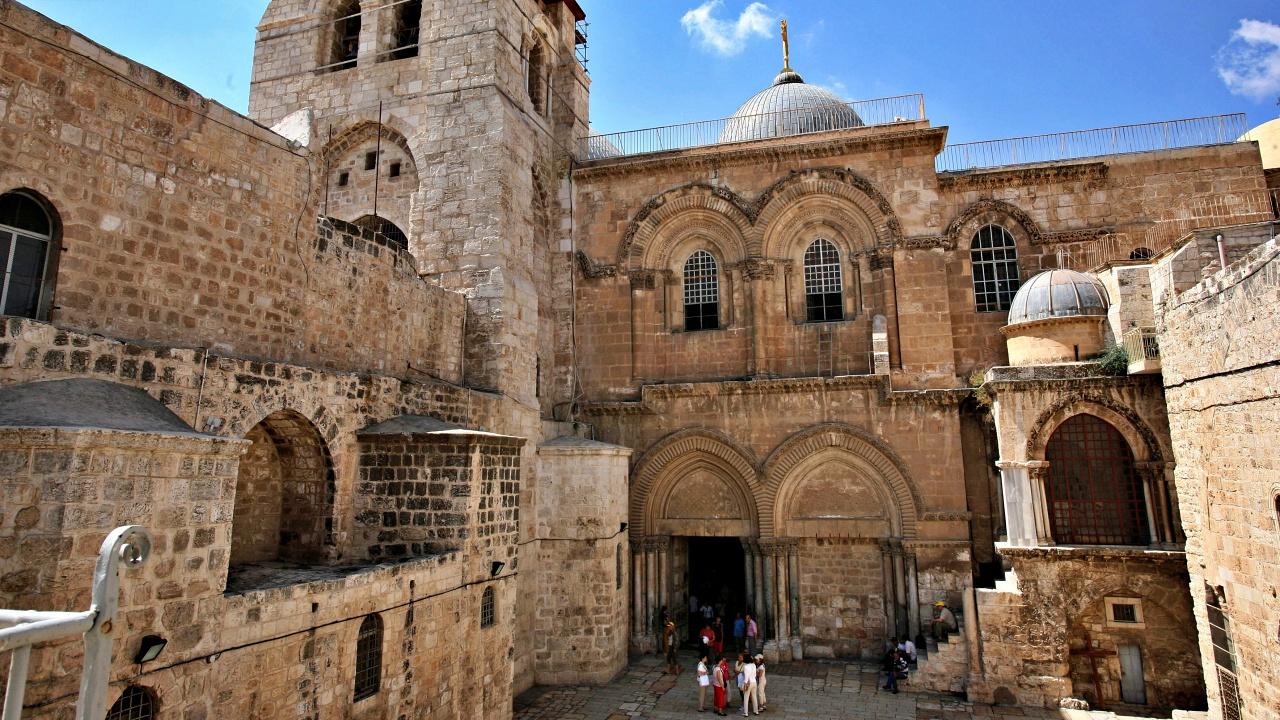 Gerusalemme, presto il restauro completo del Santo Sepolcro ...