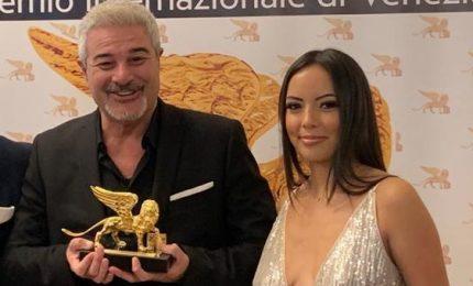 Leone d'Oro a Pino Insegno per meriti professionali