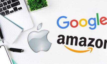 """Amazon, Apple e Google insieme per """"la casa intelligente"""""""