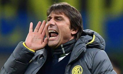 Inter: due giornate e 20mila euro multa per Antonio Conte