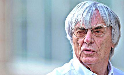 """Ecclestone critica Vettel e loda Leclerc: """"Mi ricorda Schumi"""""""