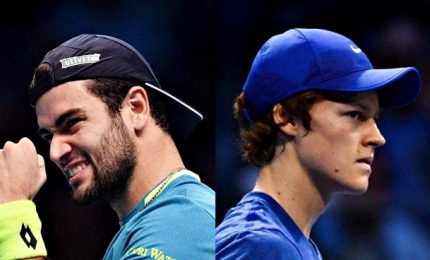 Atp incorona il 2019 di Berrettini e Sinner