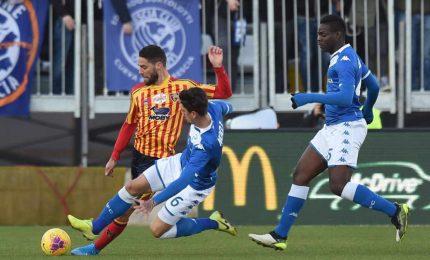 Brescia-Lecce 3-0, la cura Corini funziona