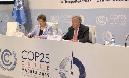 Conferenza sul Clima di Madrid un flop mondiale. Cina e Usa puntano piedi