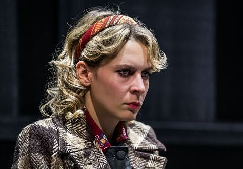 Elena Radonicich è Katharina Blum all'Eliseo di Roma