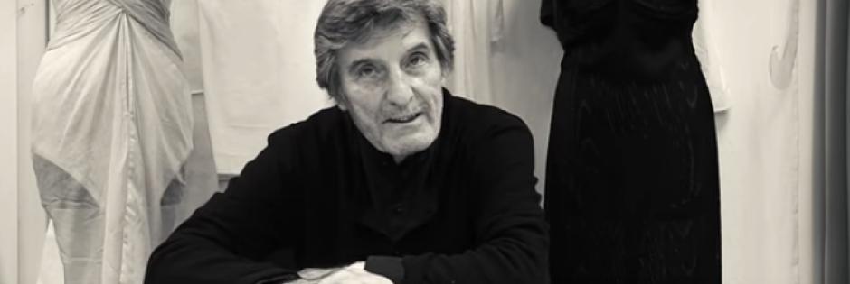"""E' morto lo stilista Emanuel Ungaro, il """"chirurgo"""" dell'eleganza"""