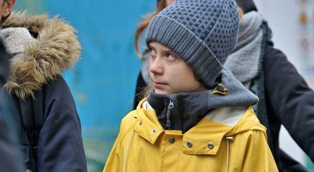 Greta Thunberg a Torino: non fermiamoci, lottiamo per il futuro
