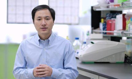 Creò gemelle con dna modificato, 3 anni allo scienziato cinese
