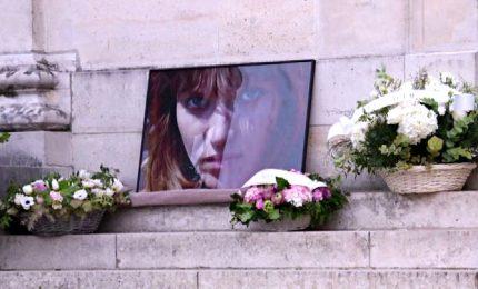 Jane Birkin, Cotillard, Seydoux: tanti per l'addio a Anna Karina