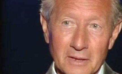 Morto a Genova ex magistrato Mario Sossi rapito da Br nel 1974