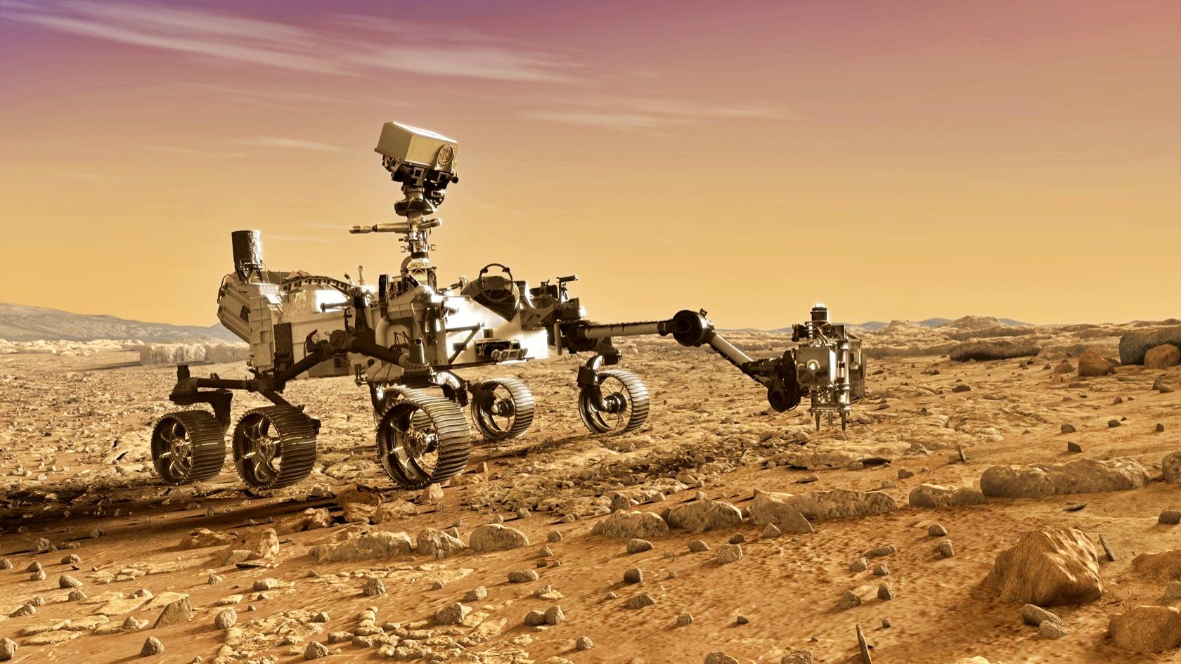 Conto alla rovescia per la missione Mars 2020 della Nasa