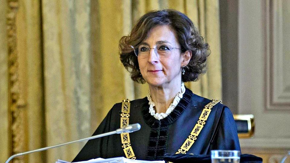 Cartabia eletta presidente, prima donna alla guida della Consulta