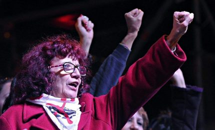 Arrestata 'pasionaria' No Tav Nicoletta Dosio