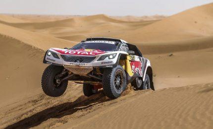 Parigi-Dakar in Arabia, 75% percorso su sabbia