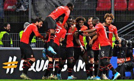 La Lazio è fuori dall'Europa. Il Rennes vince 2-0