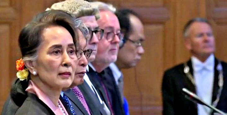 Genocidio Rohingya, Suu Kyi a Corte Onu per difendere il Myanmar